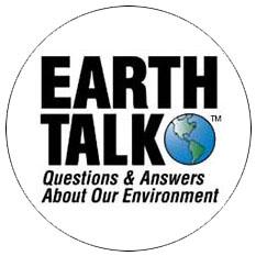 earth talk logo round earth talk logo round