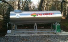 Rocket Composter
