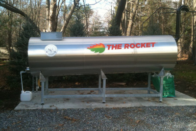 A900 RCS Rocket 400x267 NY Middle School Get Serious About Composting