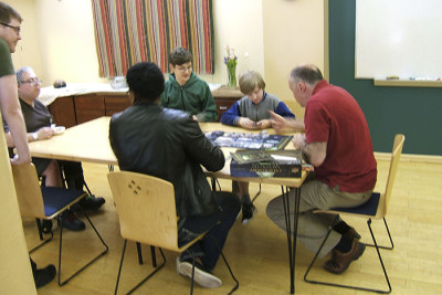 Eastern Village Boardgame 400x267 Cohousing: An Idea Whose Time Should Have Come