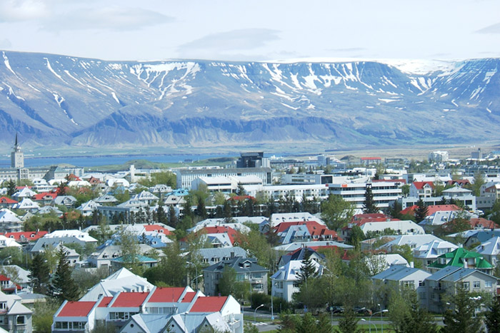Grai Kotturinn view Iceland: Wonderscape of Ice and Fire