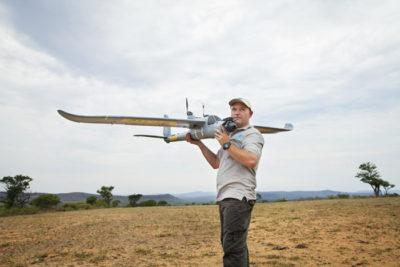 air shepherd3 400x267 Air Shepherd Uses Drones To Battle African Poachers