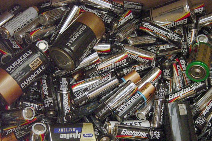Should I Recycle My Old Disposable Batteries?