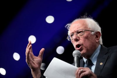 bernie sanders 400x267 EarthTalk: Questions & Answers About Our Environment