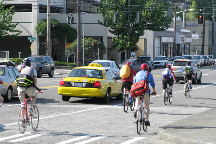 "<span class=""entry-title-primary"">Imagine Fewer Autos (It&#8217;s Easy if You Try)</span> <span class=""entry-subtitle"">Bike-to-Work-Month is an opportunity to envision the post-car future</span>"