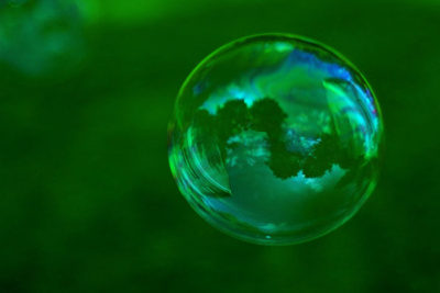 bubble sml 400x267 Cleantech: Still The Next Big Thing For American Venture Capitalists?