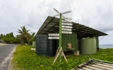 Solar Desalination Plant, Tuvalu