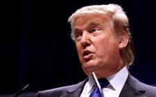 "Republican frontrunner Donald Trump calls global warming a ""hoax."""