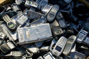e waste phones 300x200 Earthtalk Q&A